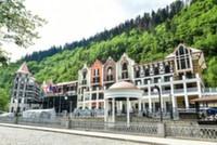 В Боржоми открылся роскошный отель Crowne Plaza