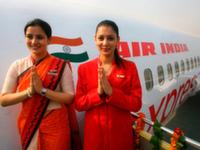 Air India к 8 марта установила женский рекорд
