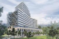 В Будве за 35 млн евро построят пятизвездочный отель