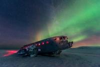 Сезон северного сияния открыт в Исландии