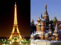 Москва стала популярнее Парижа