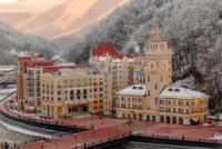"""Зимний сезон на курорте """"Роза Хутор"""" в Сочи откроется 20 декабря"""