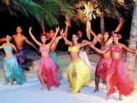 Зажигательные танцы на Кубе