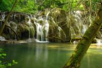 Крушунские водопады в Болгарии снова доступны туристам.