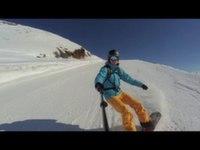 В горах Сочи открыт сезон зимнего отдыха