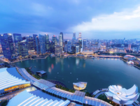 Сингапур назван самым дорогим городом для иностранцев