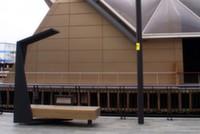 В Подгорице установили первые умные скамейки