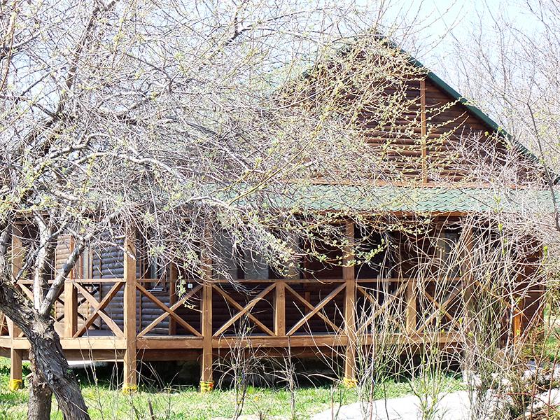 Комфортабельный коттеджный поселок пансионата Солнечная Долина в Крыму